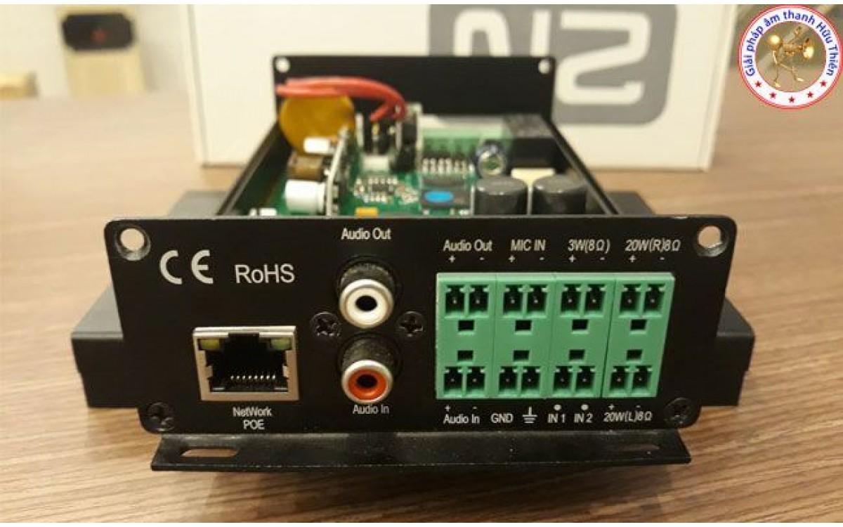 Thiết bị giải mã âm thanh qua mạng IP ET-207D